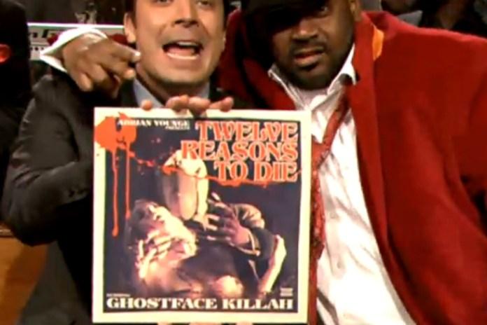 Ghostface Killah & Adrian Younge – I Declare War (Live on Fallon)