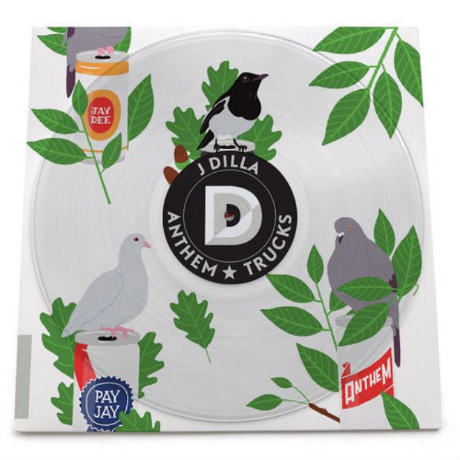 J Dilla - Trucks (Mixed & Mastered)