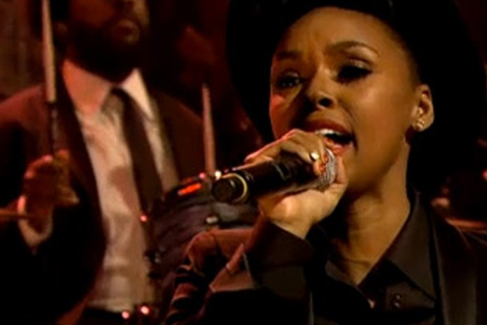 Janelle Monáe & The Roots Cover Jimi Hendrix on Fallon