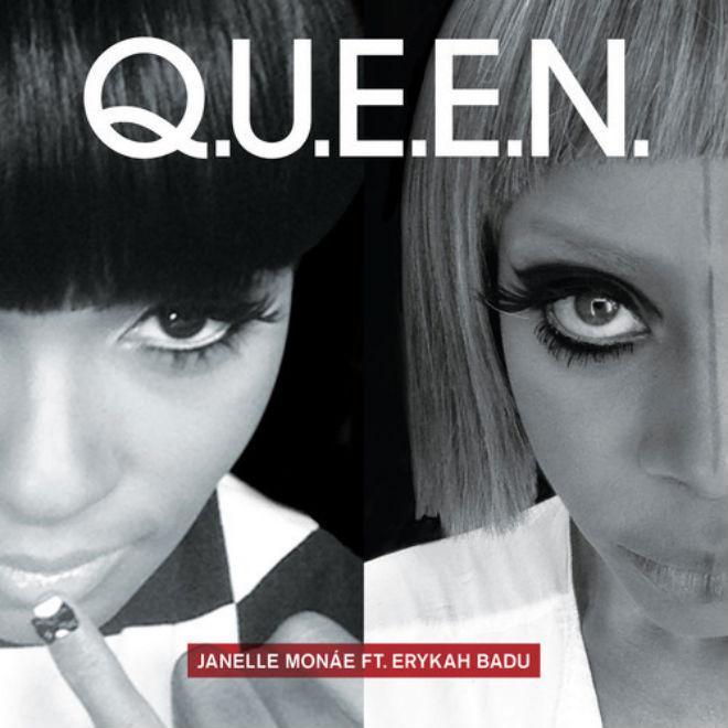 Janelle Monáe featuring Erykah Badu - Q.U.E.E.N.