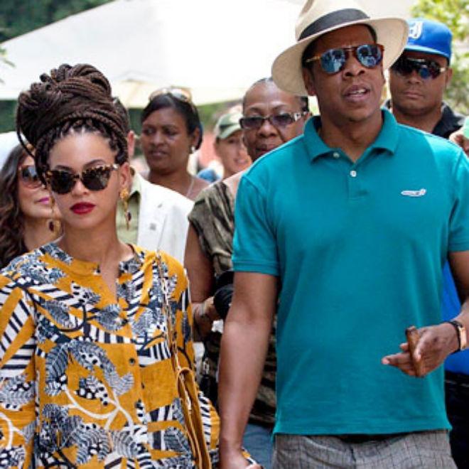 Jay-Z & Beyoncé Under Scrutiny for Trip to Cuba