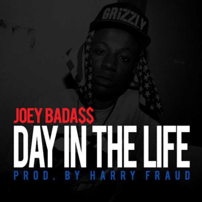 Joey Bada$$ - Day In The Life (Produced by Harry Fraud)
