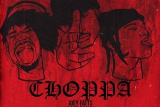 Joey Fatts featuring A$AP Rocky & Danny Brown - Choppa