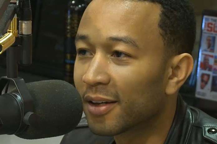 John Legend Says Kanye Doesn't Really Make Beats Anymore