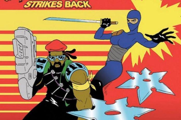 Major Lazer – Lazer Strikes Back Vol. 4 (EP)