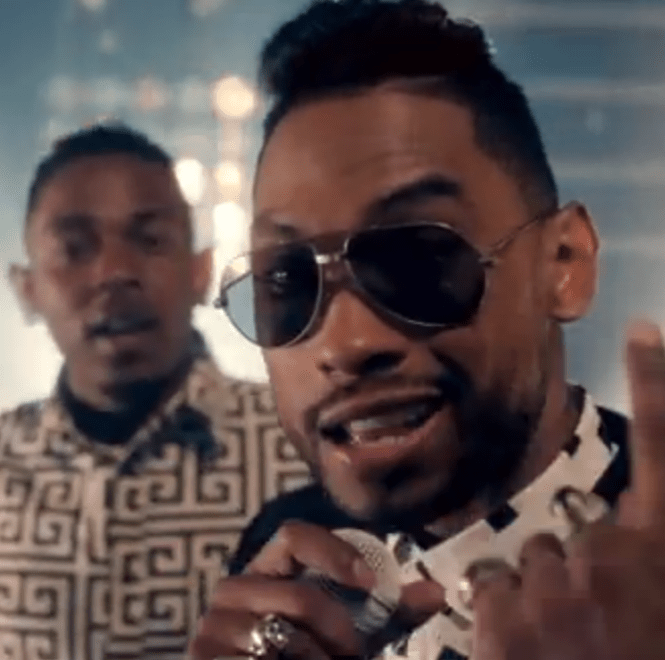 Miguel featuring Kendrick Lamar - How Many Drinks (Remix)