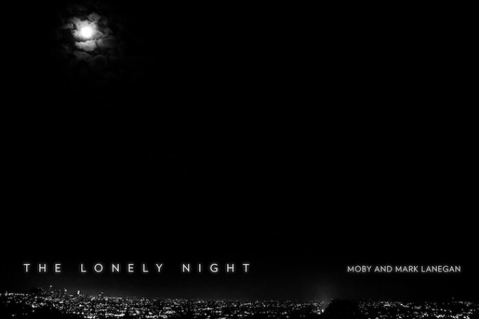 Moby The Lonely Night Lyrics - LyricsOwl.com