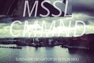 MSSL CMMND (Chad Hugo & Daniel Biltmore) – Sunshine
