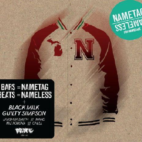 Nametag & Nameless featuring Black Milk - Oxymoron