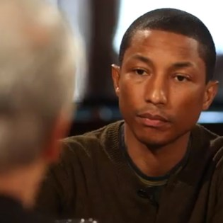 Black Flag's Henry Rollins Sits Down with Pharrell Williams