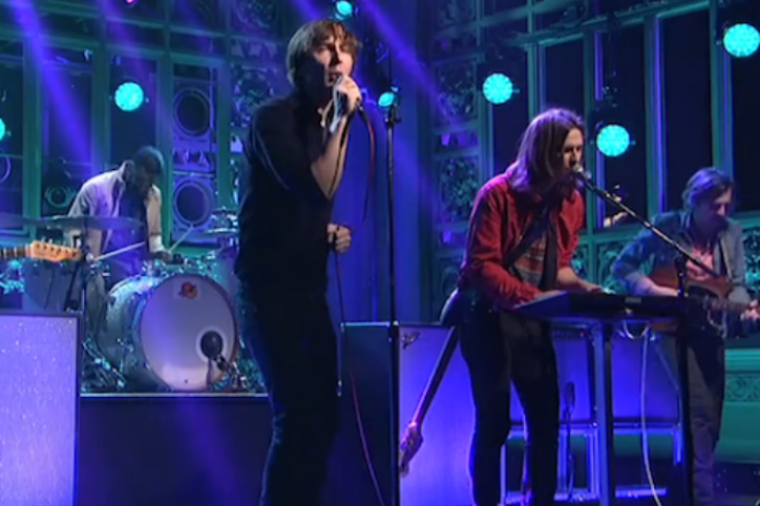 Phoenix Performs on Saturday Night Live