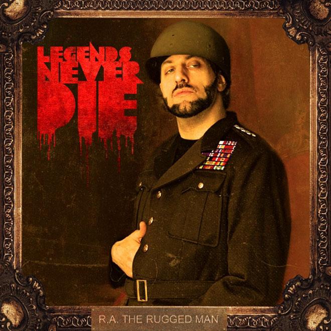 R.A. The Rugged Man - Legends Never Die (Full Album Stream)