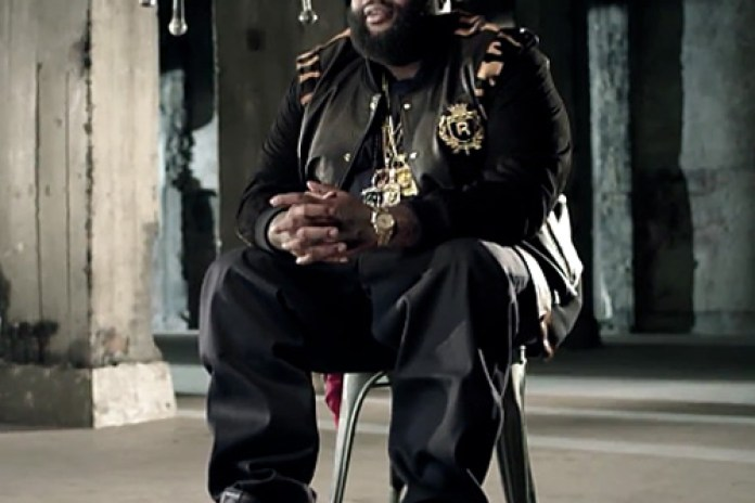 """Rick Ross Gets Dropped from Reebok After """"U.O.E.N.O."""" Controversy"""