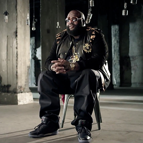 "Rick Ross Gets Dropped from Reebok After ""U.O.E.N.O."" Controversy"