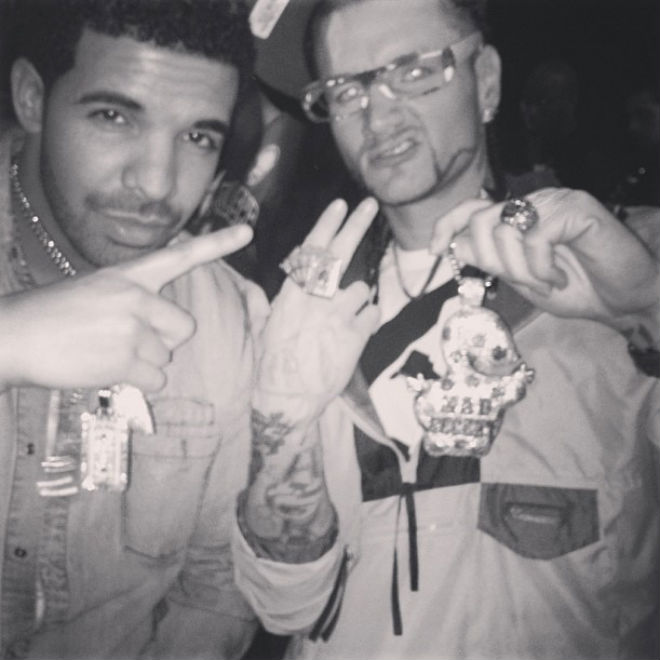 """RiFF RaFF Announces New Single, """"Hart of Pain"""" Featuring Drake"""