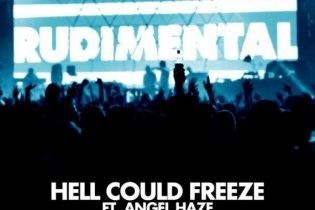 Rudimental featuring Angel Haze - Hell Could Freeze (Skream Remix)