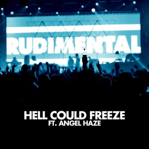 Rudimental featuring Angel Haze - Hell Could Freeze (Skream Remix)