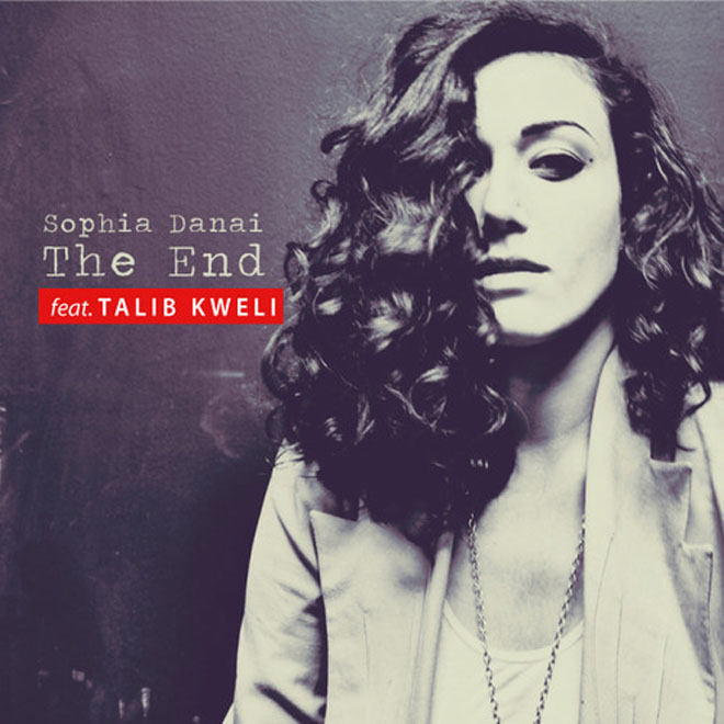 Sophia Danai featuring Talib Kweli – The End
