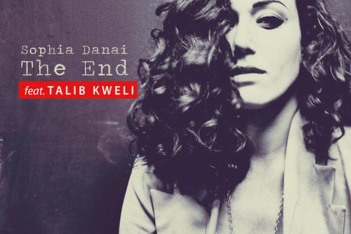 Sophia Danai featuring Talib Kweli – The End