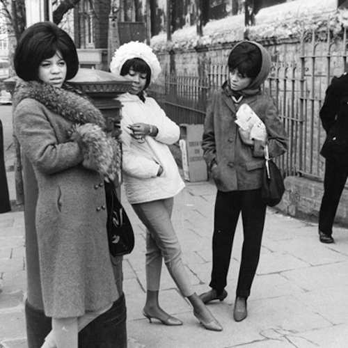 The Supremes - Stop! In The Name Of Love (Yoroku Saki Remix)