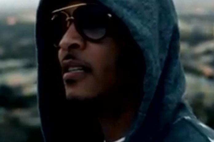 T.I. featuring Kendrick Lamar, B.o.B & Kris Stephens - Memories Back Then