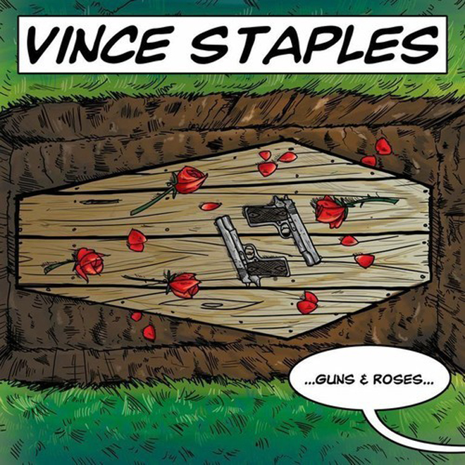 Vince Staples - Guns & Roses (Produced by Larry Fisherman)