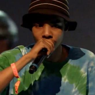 Watch Earl Sweatshirt's Coachella Set featuring Tyler, the Creator & Flying Lotus