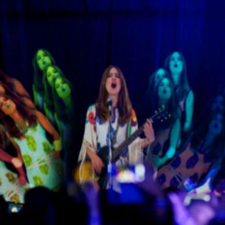 "Watch ""Hologram' Feist Perform"