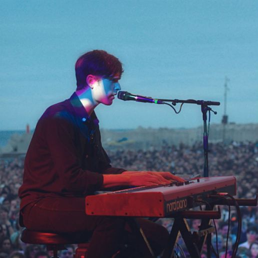 Watch James Blake and RZA Perform Together at Coachella