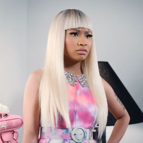 Watch Nicki Minaj's Commercial for Beats By Dre's 'Pink Pill'