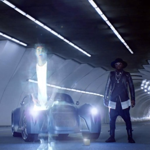 will.i.am featuring Justin Bieber - #thatPOWER
