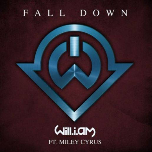 will.i.am featuring Miley Cyrus - Fall Down