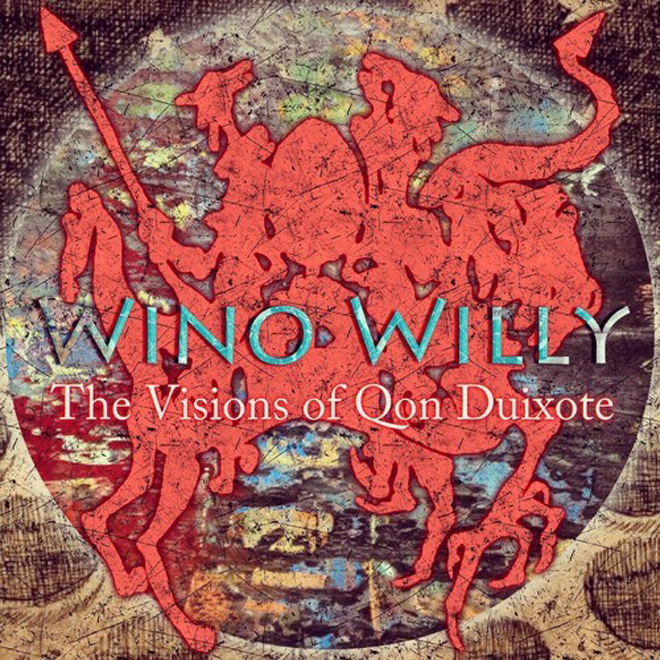 Wino Willy featuring Nia Keturah - Come Clean/Make it Rain