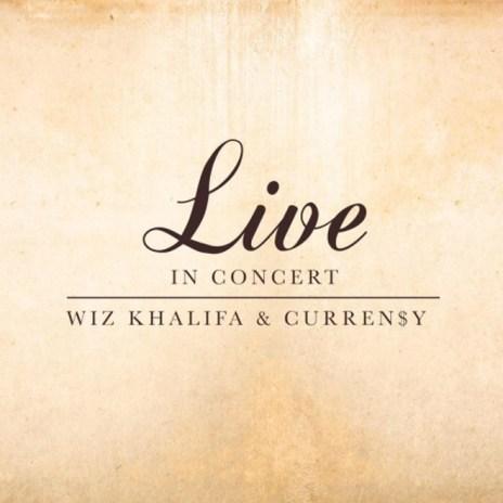 Wiz Khalifa & Curren$y – Live In Concert (Full EP Stream)
