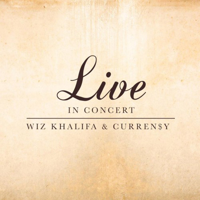 Wiz Khalifa & Curren$y – Live In Concert (Full EP Stream)