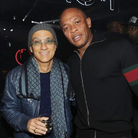 Dr. Dre and Jimmy Iovine Donate $70 Million