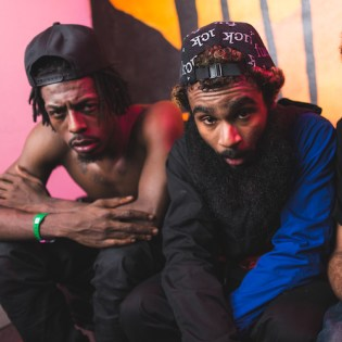 Flatbush Zombies Respond to YouTube Comments