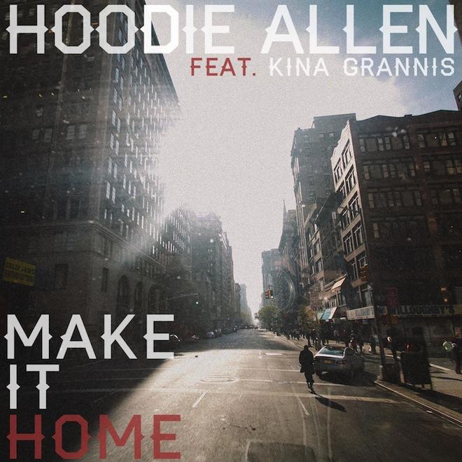 Hoodie Allen featuring Kina Grannis - Make It Home