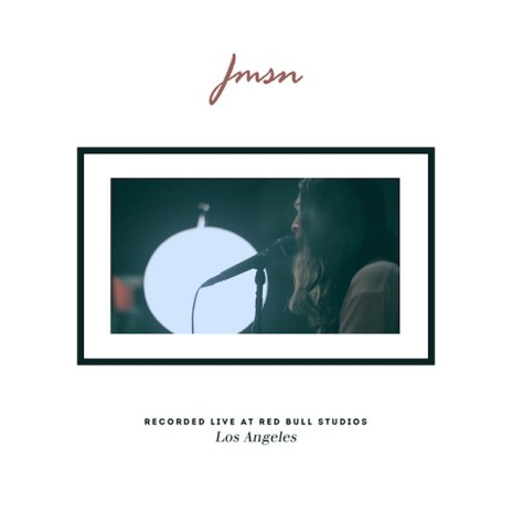 JMSN - Recorded Live At Red Bull Studios (Live EP)