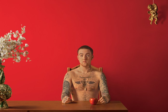 Mac Miller Unveils Tracklist to His 'Watching Movies With The Sound Off' Album
