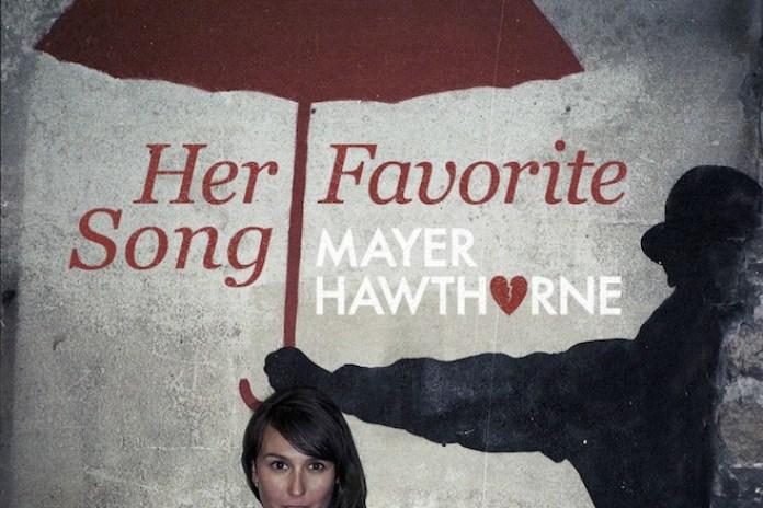 Mayer Hawthorne featuring Jessie Ware - Her Favorite Song