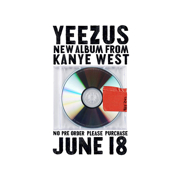 No Pre-Orders for Kanye West's 'Yeezus'