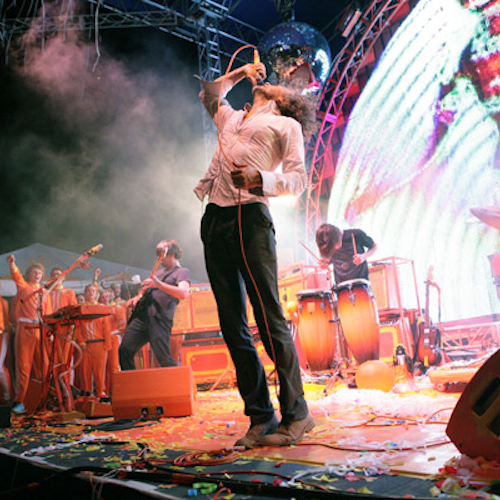 The Flaming Lips Perform a David Bowie Cover on Jimmy Fallon