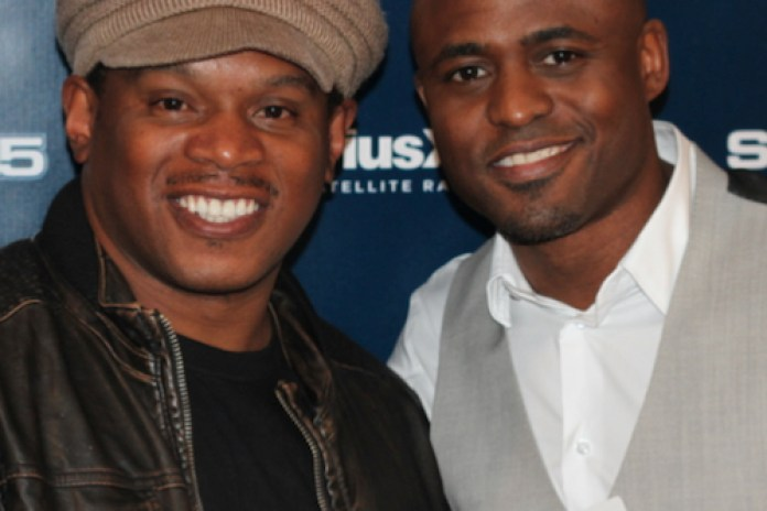 Wayne Brady Freestyles on Sway In The Morning