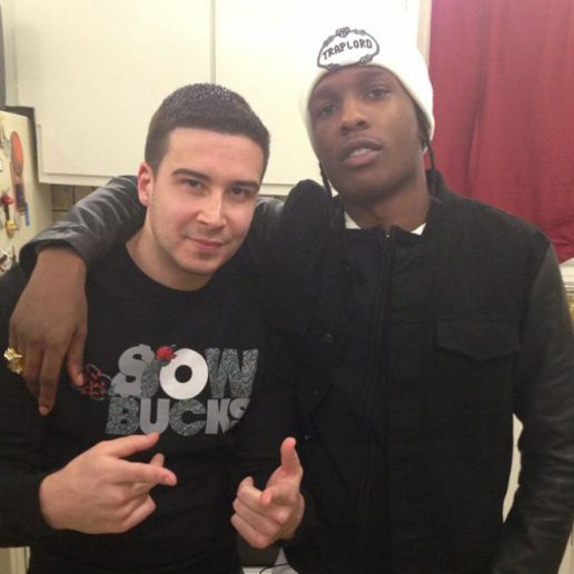 A$AP Rocky Guest Stars on 'The Show with Vinny'