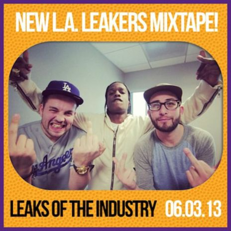 A$AP Rocky – Leaks of the Industry Freestyle