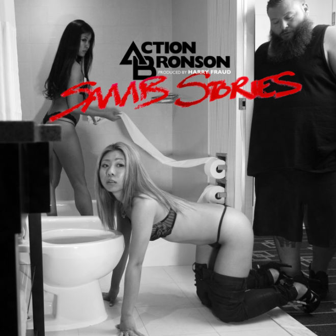 Action Bronson & Harry Fraud – Saaab Stories EP (Artwork & Tracklist)