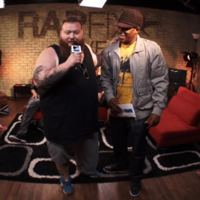 Action Bronson, Travi$ Scott, Logic & Dizzy Wright - RapFix Freestyle