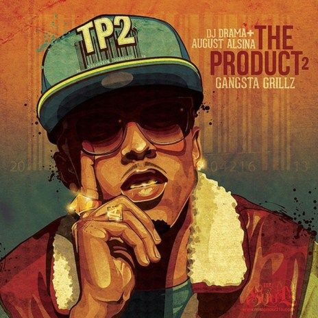 August Alsina – The Product 2 (Mixtape)