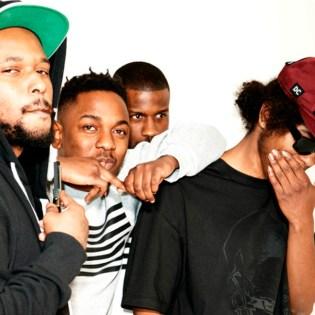 Kendrick Lamar, ScHoolboy Q, Ab-Soul & Jay Rock - U.O.E.N.O. (Black Hippy Remix)